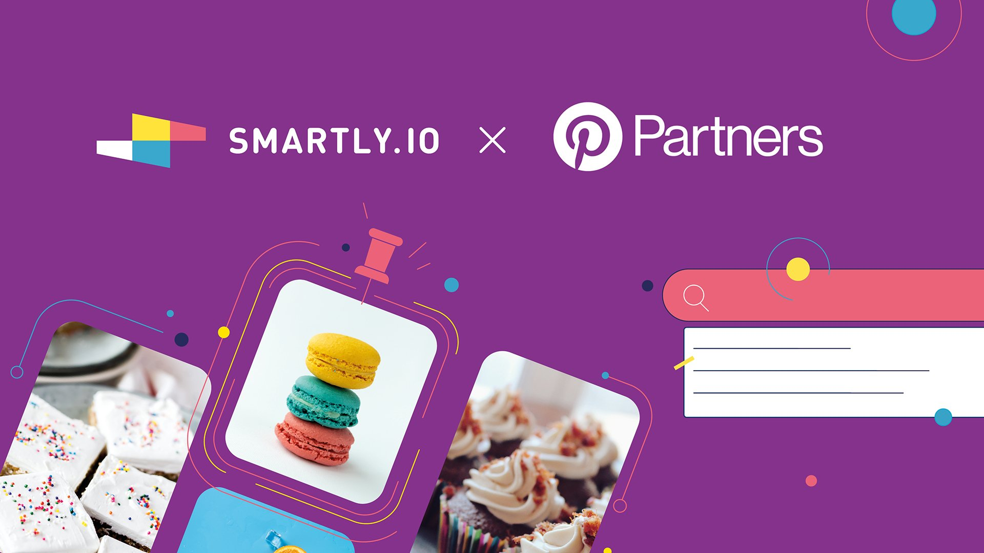 Smartly.io Becomes Official Pinterest Creative Partner